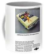 1965 Chevelle Convertible Coffee Mug