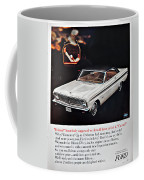 1965 Ford Falcon Ad Coffee Mug
