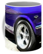 1965 Ford Mustang Gt350 Muscle Car Coffee Mug
