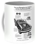 1965 Ford Mustang Performance Kits Coffee Mug