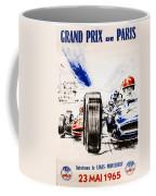 1965 Grand Prix De Paris Coffee Mug