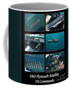 1965 Plymouth Satellite Coffee Mug