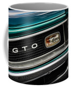 1966 Pontiac Gto Coffee Mug
