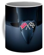 1967 Chevrolet Corvette 427 435 Hp Painted  Coffee Mug