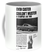 1967 Dodge Charger Coffee Mug