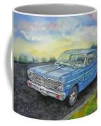 1967 Ford Falcon Futura Coffee Mug