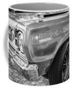 1967 Plymouth Belvedere Gtx 440 Painted Bw   Coffee Mug