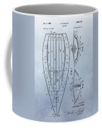 1967 Sailboat Patent Coffee Mug