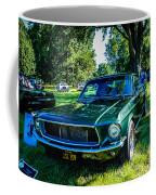 1968 Bullitt Mustang Coffee Mug