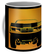 1968 Camaro Ss  Full Rear Coffee Mug