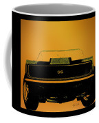 1968 Camaro Ss Head On Coffee Mug