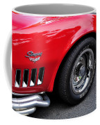 1968 Chevrolet Corvette Stingray Coffee Mug