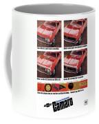 1968 Chevy Camaro Coffee Mug