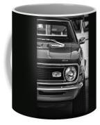 1968 Chevy Camaro Ss 350 Coffee Mug