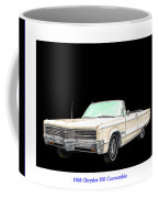 1968 Chrysler 300 Convertible Coffee Mug