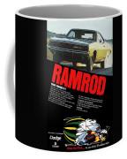 1968 Dodge Charger R/t - Ramrod Coffee Mug