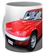 1968 Lotus - Elan S4 -  Full View Coffee Mug