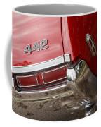 1968 Oldsmobile 442 Coffee Mug