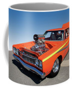 1968 Plymouth Road Runner Coffee Mug