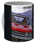 1969 Chevelle Ss 396 Coffee Mug