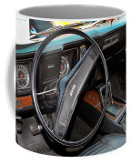 1969 Chevrolet Camaro Rs - Orange - Interior - 7601 Coffee Mug