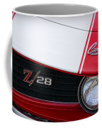 1969 Chevrolet Camaro Z28 Coffee Mug