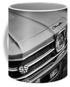 1969 Chevrolet Chevelle Ss 396 Coffee Mug