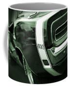 1969 Dodge Charger 500 Coffee Mug