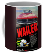 1969 Dodge Charger R/t Coffee Mug