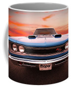1969 Dodge Coronet R/t In B5 Blue Coffee Mug