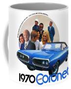 1970 Dodge Coronet 500 Coffee Mug