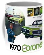 1970 Dodge Coronet R/t Coffee Mug
