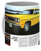 1970 Plymouth Duster 340 Coffee Mug