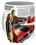 1971 Dodge Charger Rallye Coffee Mug