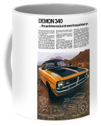 1971 Dodge Demon 340 Coffee Mug