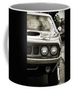 1971 Plymouth Cuda 383 Coffee Mug
