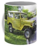 1976 Toyota Landcruiser Coffee Mug