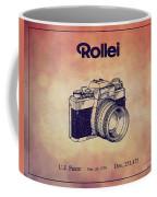 1979 Rollei Camera Patent Art 1 Coffee Mug