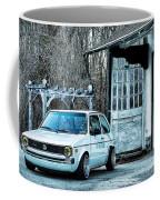 1979 Vw Rabbit II Coffee Mug