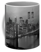 1980s New York City Lower Manhattan Coffee Mug