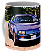 1985 Chev Camero Coffee Mug