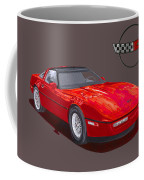 1986 Corvette Coffee Mug