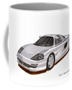 1991 Mercedes Benz C 112 Concept Coffee Mug