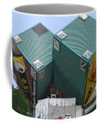 1996 Cube Houses On Eastern Avenue Coffee Mug