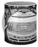 1999 Ford Saleen Mustang Bw Coffee Mug