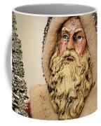 19th Century Santa Claus Coffee Mug