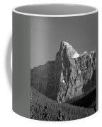 1m3621-bw-v-outlier Of Mt. Murchison Coffee Mug