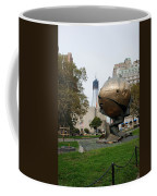 1w T C And The W T C Fountain Sphere Coffee Mug