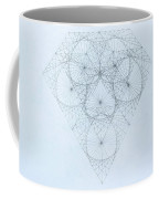 Diamond Quanta Coffee Mug
