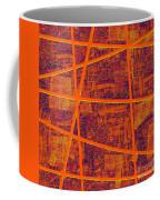 0191 Abstract Thought Coffee Mug